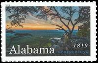 Etats-Unis - Alabama Statehood - Timbre neuf