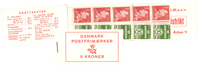 Danmark - 5 kr hæfte - afa nr.03