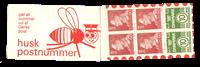 Danmark - 5 kr hæfte - afa nr.08