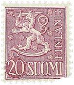 Finland - LAPE 432 - Postfrisk