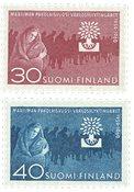 Finlande - LAPE 517-518 - Neuf