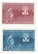 Finland - LAPE 517-518 - Postfrisk
