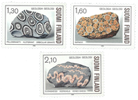 Finland - LAPE 979-981 - Postfrisk