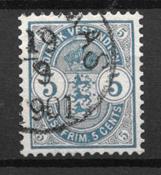 Antilles danoises  - AFA 15 - Oblitéré