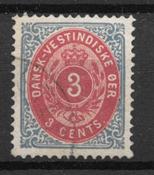 Danish West Indies  - AFA 6y - Cancelled