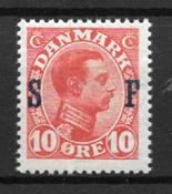 Danmark  - AFA  SF 2 - Postfrisk