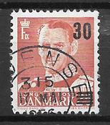 Denmark  - AFA 364æ - Cancelled