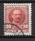 Denmark  - AFA 55  - Cancelled