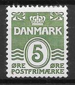 Denmark  - AFA 234 - Unused