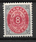 Denmark  - AFA 25By - Unused