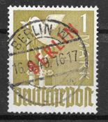 Berlin 1949 - AFA 33 - Oblitéré