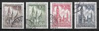 Berlin 1953 - AFA 108-111 - Cancelled