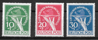 Berlin 1949 - AFA 68-70 - Nuevo