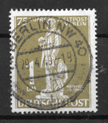 Berlin 1949 - AFA 40 - Cancelled