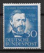 Alemania 1952 - AFA 1124 - Nuevo