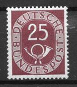 Alemania 1951 - AFA 1094 - Nuevo