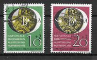 Allemagne 1951 - AFA 1104-05 - Oblitéré