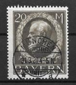 Bavière 1914 - AFA 750 - Oblitéré