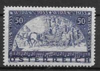 Austria  1933 - AFA 469a - Nuevo