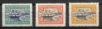 Antillas Danesas 1905 - AFA 30-32 - Nuevo