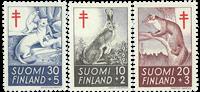 Finlande - LAPE 551-553 - Neuf
