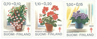 Finland - LAPE 883-885 - Postfrisk