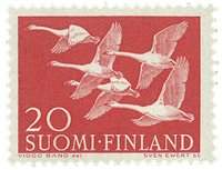 Finland - LAPE 464 - Postfrisk