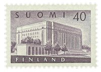 Finland - LAPE 466 - Postfrisk