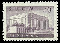 Finlande - LAPE 466 - Neuf