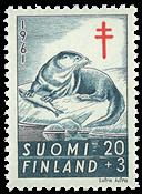 Finland - LAPE 537 - Postfrisk