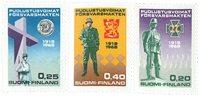 Finland - LAPE 644-646 - Postfrisk
