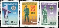 Finlande - LAPE 644-646 - Neuf