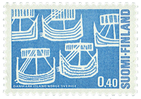 Finlande - LAPE 654 - Neuf