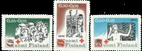 Finland - LAPE 672-674 - Postfrisk