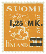 Finland - LAPE 171I - Postfrisk