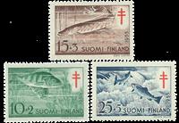 Finlande - LAPE 443-445 - Neuf