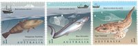 Australia - Fish - Mint set 3v