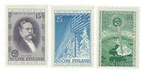 Finland - LAPE 450-452 - Postfrisk
