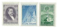 Finlande - LAPE 450-452 - Neuf