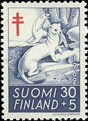 Finland - LAPE 553 - Postfrisk