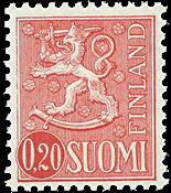 Finland - LAPE 557IX - Postfrisk