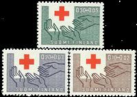Finland - LAPE 568-570 - Postfrisk