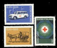 Finland - LAPE 630-632 - Postfrisk