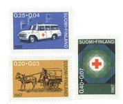 Finlande - LAPE 630-632 - Neuf
