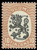 Finland - LAPE 123a - Postfrisk