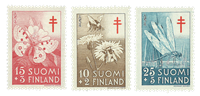 Finlande - LAPE 434-436 - Neuf