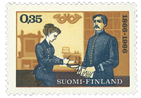 Finland - LAPE 612 - Postfrisk