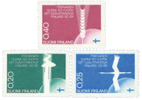 Finlande - LAPE 633-635 - Neuf