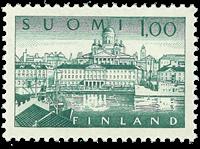 Finland - LAPE 561X - Postfrisk