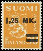 Finland - LAPE 171II - Postfrisk